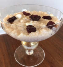 Delta Rice Pudding